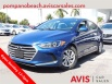 2017 Hyundai Elantra SE 2.0L Sedan Automatic (Alabama) (alt) for Sale in Pompano Beach, FL