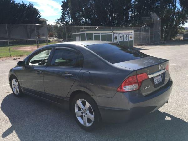 2010 Honda Civic Sedan 4dr Auto LX $6,939 San Mateo, CA