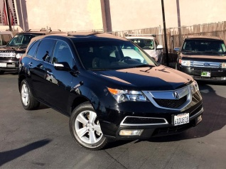2012 Acura MDX With Technology Package For Sale In El Cajon CA