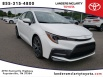 2020 Toyota Corolla SE CVT for Sale in Fayetteville, TN