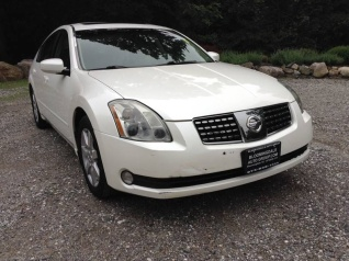Used 2006 Nissan Maxima 3.5 SL Auto For Sale In Butler, NJ