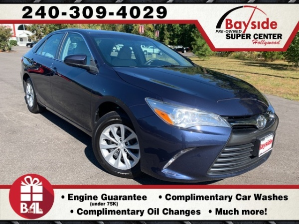 2017 Toyota Camry in Hollywood, MD