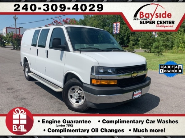 2018 Chevrolet Express Cargo Van in Hollywood, MD