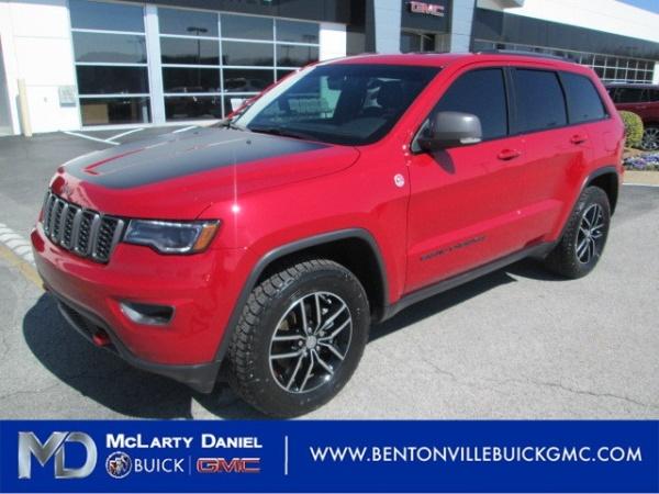 2017 Jeep Grand Cherokee in Bentonville, AR