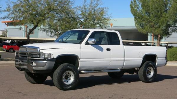 1997 Dodge Ram 2500 Base