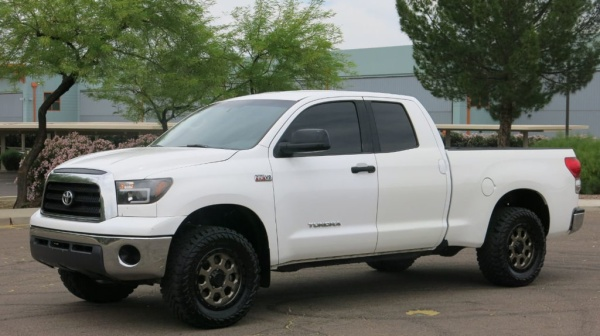 2009 Toyota Tundra Unknown