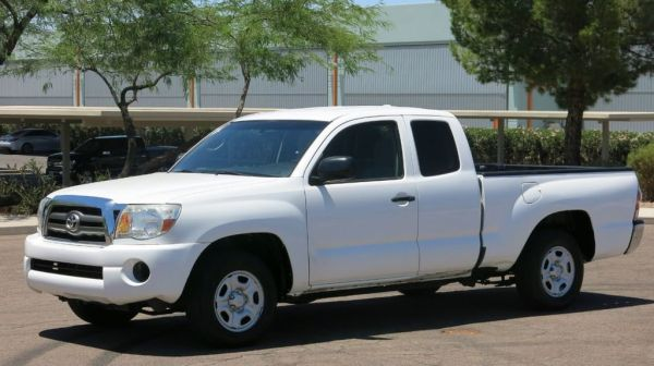2010 Toyota Tacoma Unknown