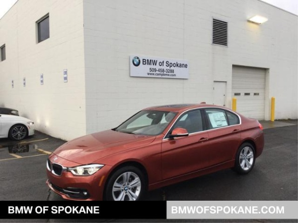 2018 BMW 3 Series in Spokane, WA