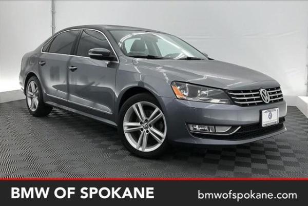 2015 Volkswagen Passat in Spokane, WA