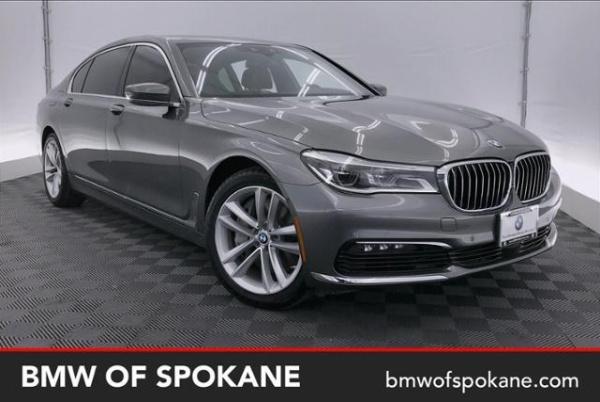 2016 BMW 7 Series in Spokane, WA