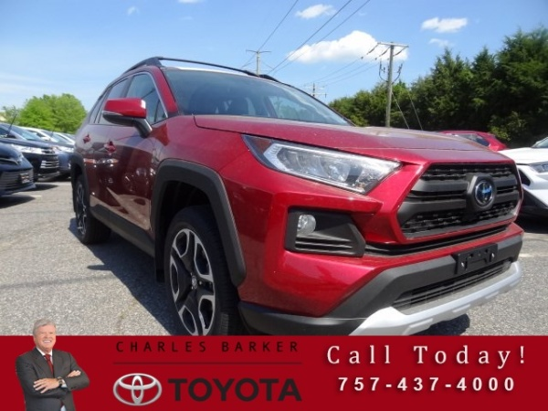 2019 Toyota RAV4 in Virginia Beach, VA