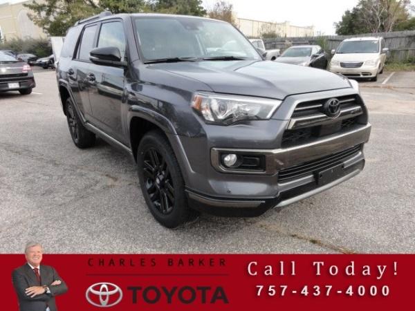 2020 Toyota 4Runner in Virginia Beach, VA