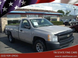 2008 Chevrolet Silverado 1500 Work Truck Regular Cab Long Box 2wd For In Fairfield