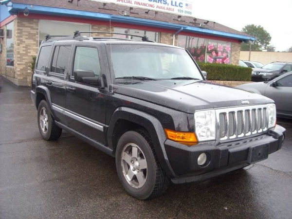 2009 Jeep Commander in Fairfield, OH