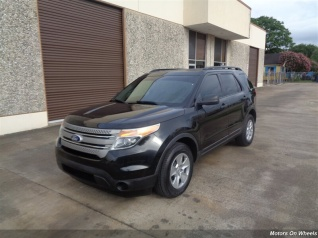 2011 Ford Explorer For Sale >> Used 2011 Ford Explorers For Sale Truecar