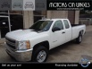 2013 Chevrolet Silverado 2500HD WT Extended Cab Long Box 2WD for Sale in Houston, TX