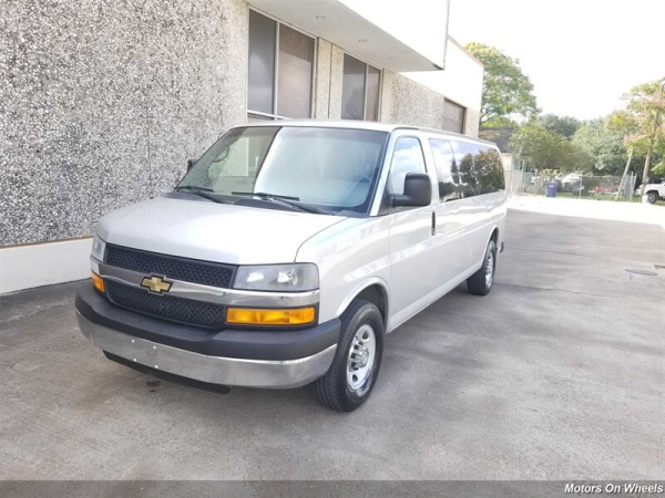 2013 Chevrolet Express LT