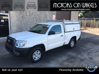 2017 Toyota Tacoma Regular Cab I4 Rwd Automatic For In Houston Tx
