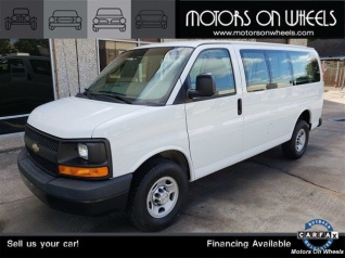 Used 2015 Chevrolet Express Cargo Vans for Sale | TrueCar