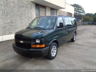 Used Chevrolet Express Cargo Vans for Sale | TrueCar