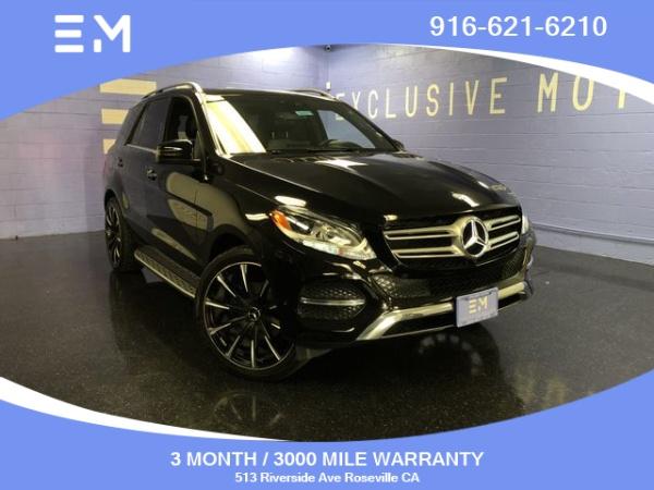 2017 Mercedes-Benz GLE in Roseville, CA