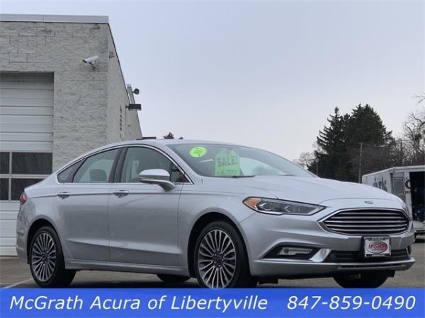2017 Ford Fusion in Libertyville, IL