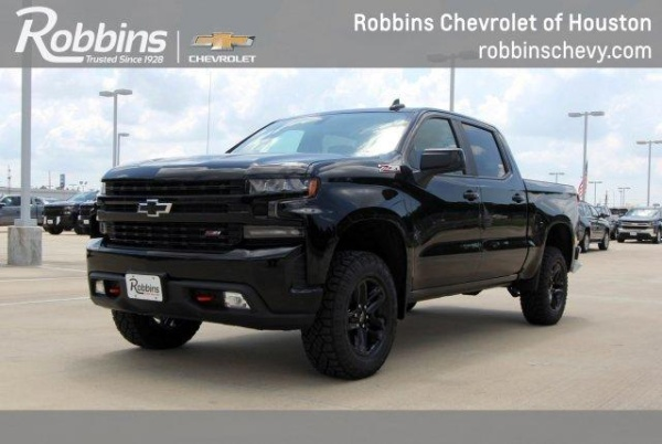 2020 Chevrolet Silverado 1500 in Humble, TX