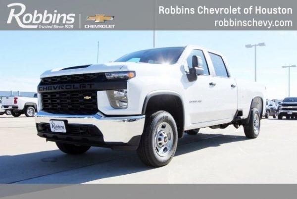 2020 Chevrolet Silverado 2500HD in Humble, TX