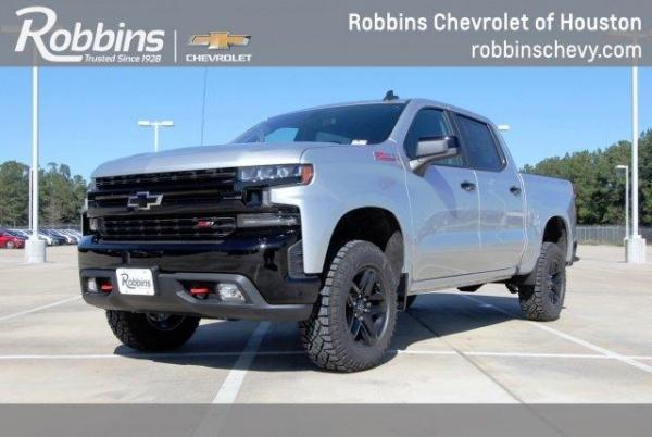 2020 Chevrolet Silverado 1500 in Humble, TX