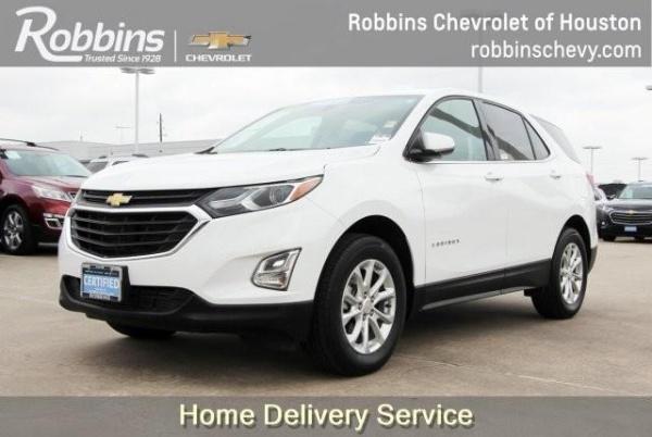 2019 Chevrolet Equinox in Humble, TX