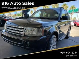 Land Rover Sacramento >> Used Land Rover Range Rover Sports For Sale In Sacramento Ca Truecar