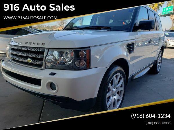 2009 Land Rover Range Rover Sport in Sacramento, CA