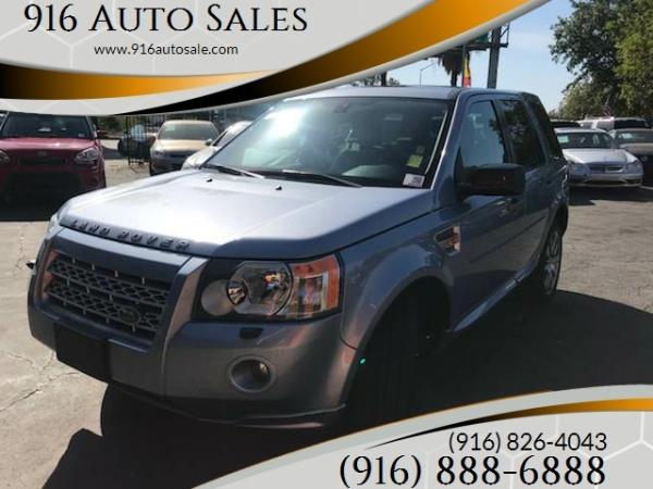 2008 Land Rover Lr2 Hse For Sale In Sacramento Ca Truecar