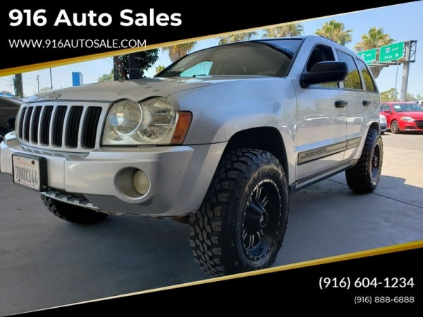 2005 Jeep Grand Cherokee in Sacramento, CA