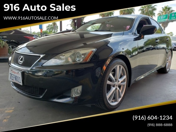 2006 Lexus IS IS 250 RWD Automatic For Sale in Sacramento, CA   TrueCar