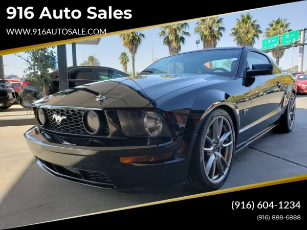 2006 Ford Mustang in Sacramento, CA