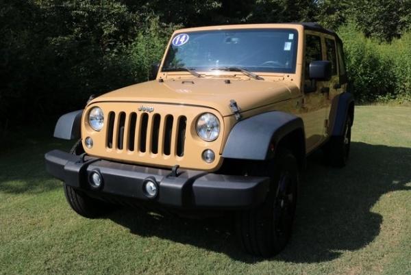 2014 Jeep Wrangler in Millington, TN