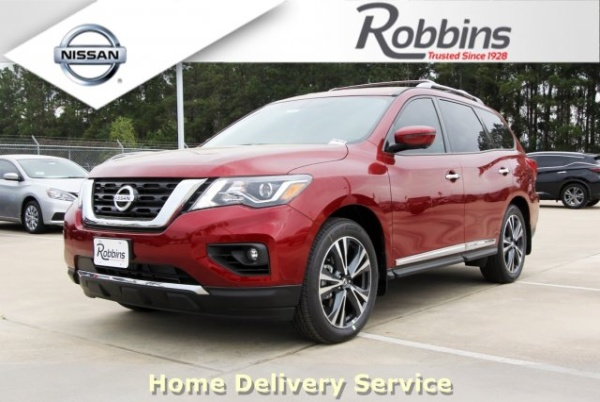 2020 Nissan Pathfinder in Humble, TX