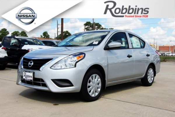 Used Cars For Sale Houston Texas Robbins Nissan: New And Used Nissan Versa For Sale In Houston, TX