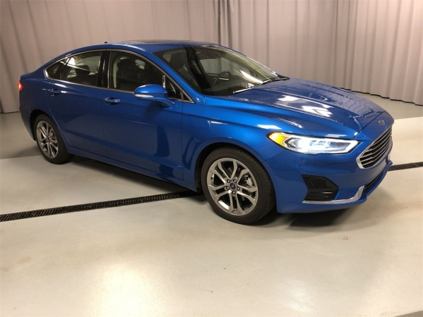 2019 Ford Fusion in Lima, OH