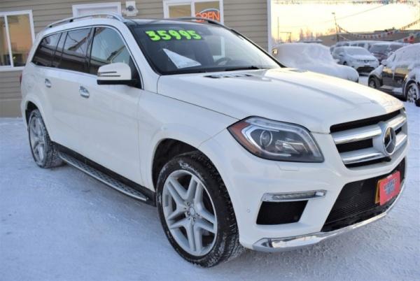 2013 Mercedes-Benz GL in Anchorage, AK