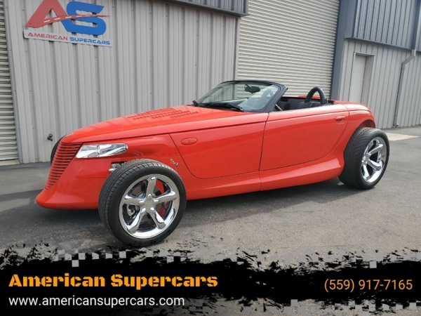 1999 Plymouth Prowler in Fresno, CA