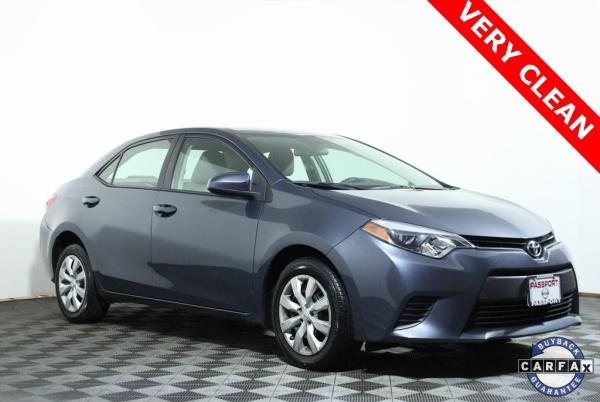 2014 Toyota Corolla in Alexandria, VA