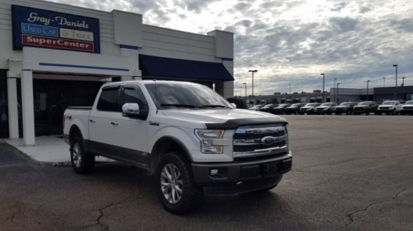 2016 Ford F-150 in Brandon, MS