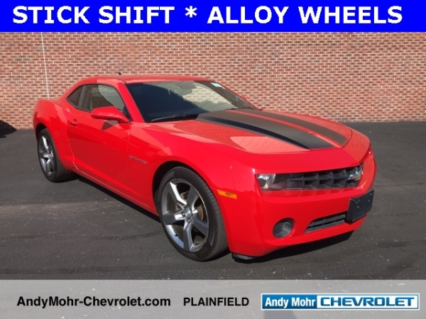 Andy Mohr Chevrolet Plainfield >> 2010 Chevrolet Camaro Ls Coupe For Sale In Plainfield In