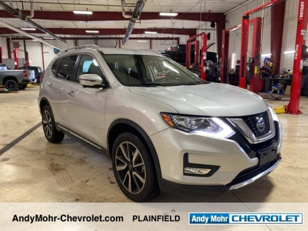 2019 Nissan Rogue in Plainfield, IN