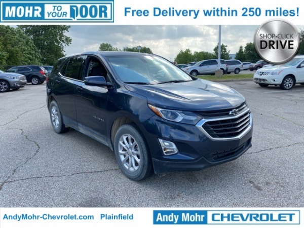 2018 Chevrolet Equinox in Plainfield, IN
