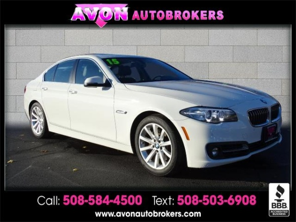 2015 BMW 5 Series in Avon, MA