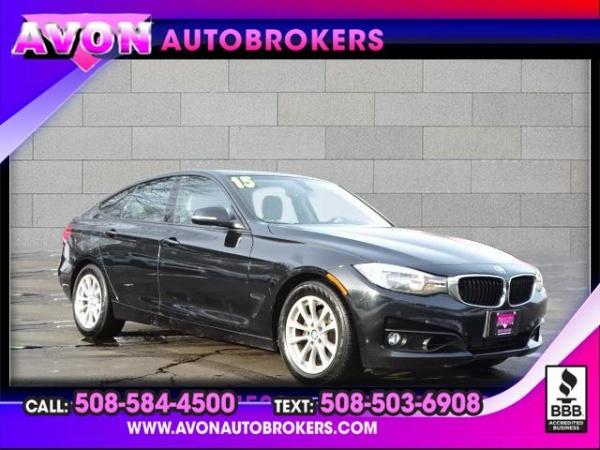 2015 BMW 3 Series in Avon, MA