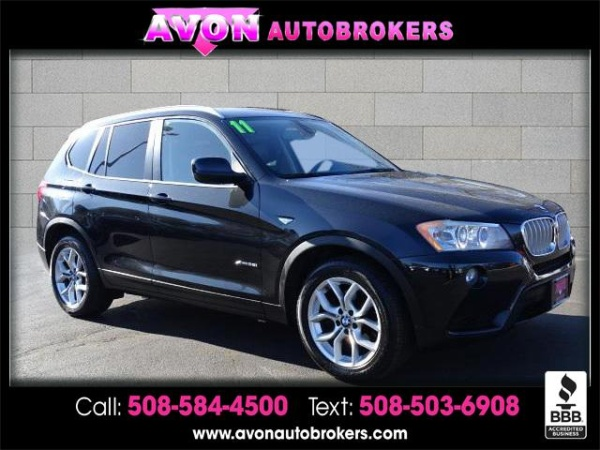 2011 BMW X3 in Avon, MA